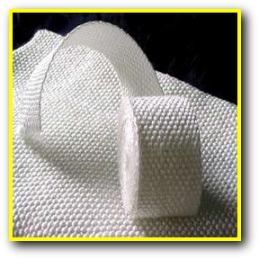 High Temperature ProSil Woven Tape